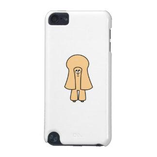 Cute Dog. Apricot Toy Poodle / Miniature Poodle. iPod Touch 5G Case