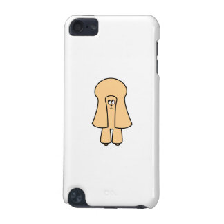 Cute Dog. Apricot Toy Poodle / Miniature Poodle. iPod Touch (5th Generation) Cover