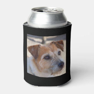 Cute dog can cooler