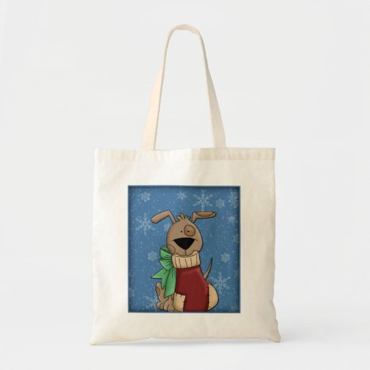 Cute Dog - Christmas Design