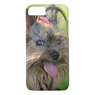 Cute Dog Close-Up phone cases