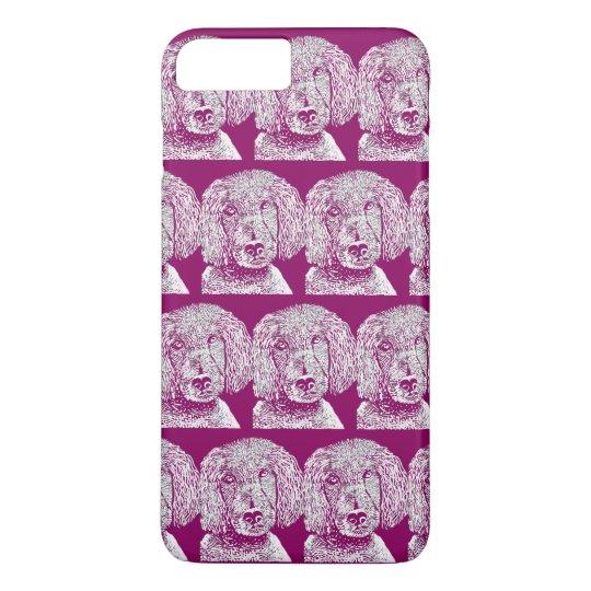 Cute dog iPhone 7 plus case