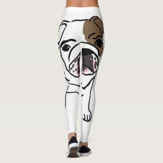 Cute Dog Leggings