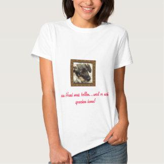 "cute dog ""Lizzy "" Shirt"