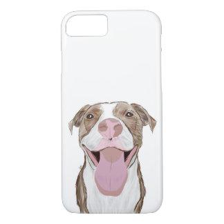 Cute Dog Phone Case, Dog Illustration iPhone 7 Case