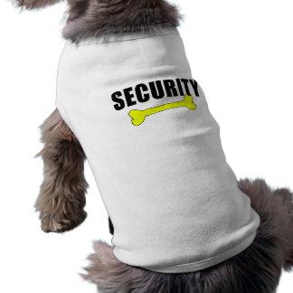 Cute Dog Security Shirt