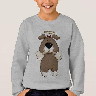 Cute Doggie Angel Sweatshirt