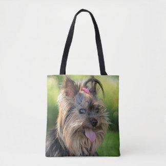 Cute Dogs bag Tote Bag