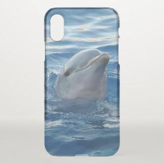 Cute Dolphin iPhone X Case
