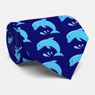 Cute Dolphin Tie