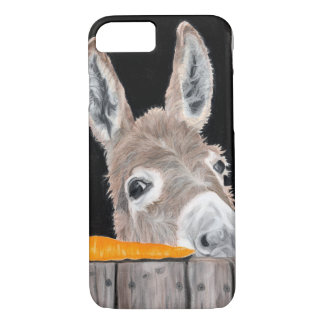 Cute Donkey Cell Phone Case