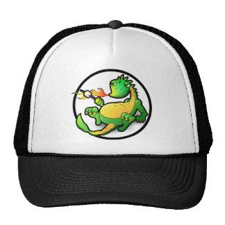 Cute Dragon for Kids Trucker Hats