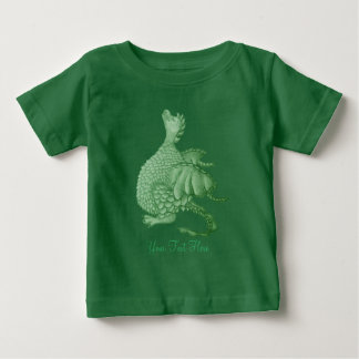 cute dragon mythical and fantasy creature art baby T-Shirt