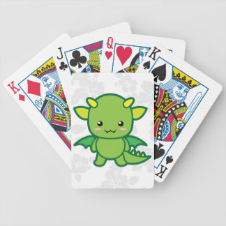 Cute Dragon Poker Deck
