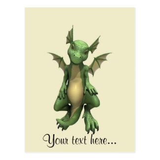 Cute Dragon Postcards