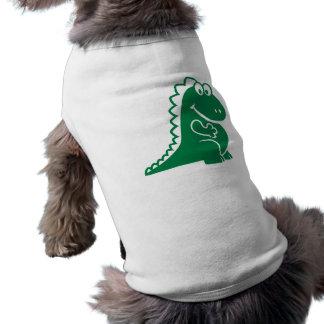 Cute dragon sleeveless dog shirt