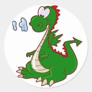 Cute Dragon Stickers