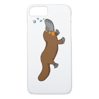 cute duck billed platypus iPhone 7 case