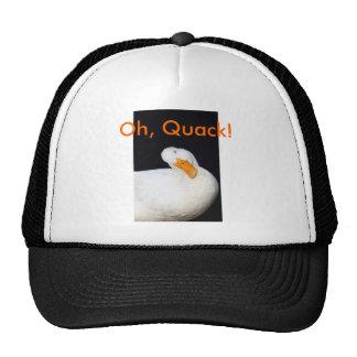 Cute Duck Cap