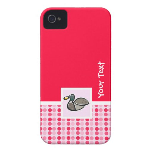 Cute Duck iPhone 4 Covers