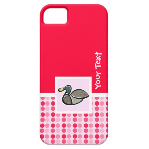 Cute Duck iPhone 5 Covers