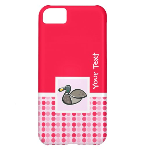 Cute Duck Cover For iPhone 5C