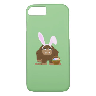 Cute Easter Bigfoot iPhone 7 Case