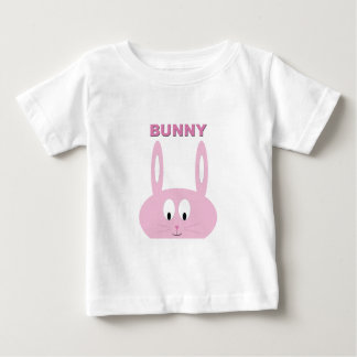 Cute Easter Bunny Character Baby T-Shirt
