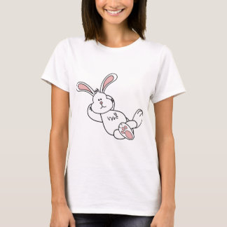 Cute Easter Bunny Chilling out T-Shirt