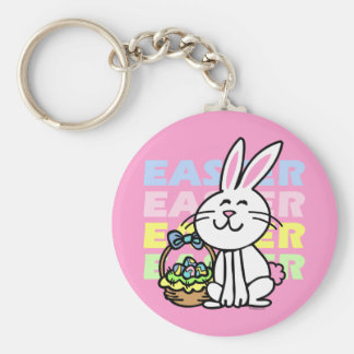 Cute Easter Bunny Key Chains
