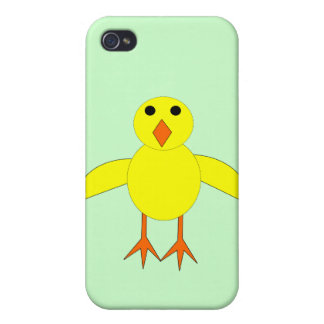 Cute Easter Chick 4 C iPhone 4/4S Case
