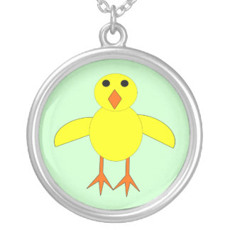 Cute Easter Chick Necklace