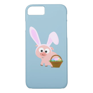 Cute Easter Pig iPhone 7 Case