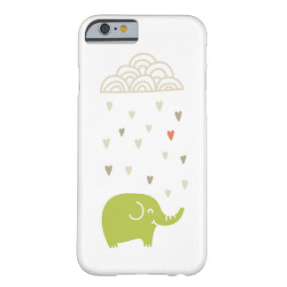 Cute Elephant Cartoon iPhone 6 Case