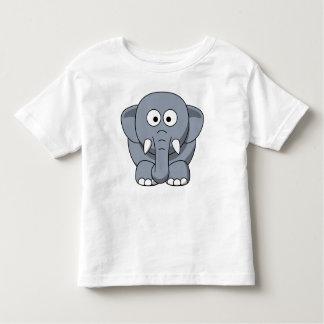 Cute elephant full toddler T-Shirt
