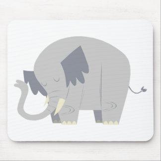 Cute Elephant Mousepad