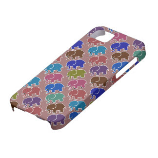 cute elephant patterns iPhone 5 cases