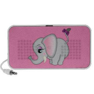 Cute Elephant Travel Speaker
