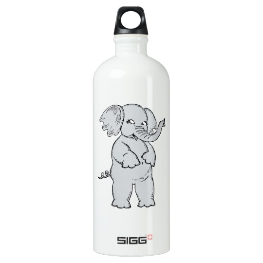 Cute Elephant Water Bottle