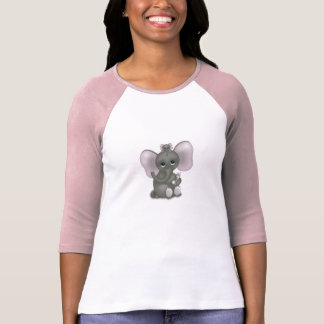 Cute Elephant with Baby T Shirt