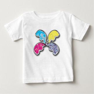 Cute elephants design t-shirts