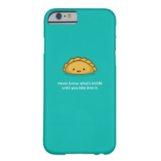 Cute Empanada Character iPhone 6/6s Case