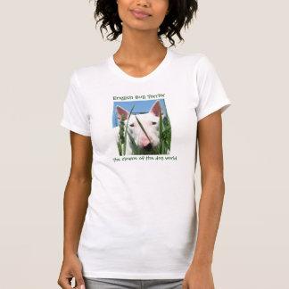 Cute English Bull Terrier T-Shirt