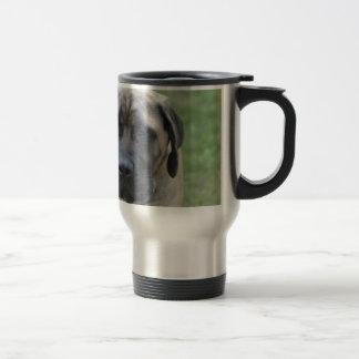 Cute English Mastiff Coffee Mugs