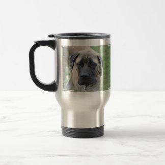 Cute English Mastiff Coffee Mug