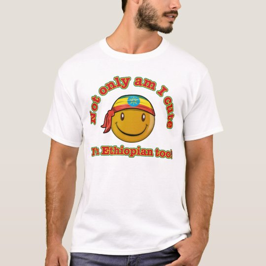 Cute Ethiopian design T-Shirt