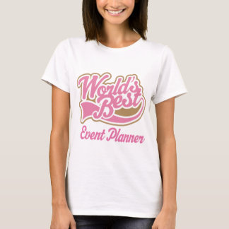 Cute Event Planner T-Shirt