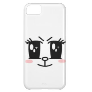 cute eyes striker line case iphone5 cover for iPhone 5C