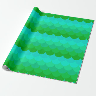 Cute Fabric Wrapping Paper
