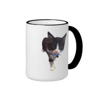 Cute Face! Ringer Mug